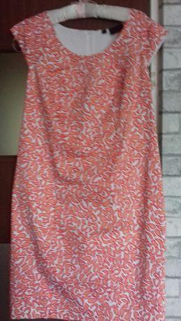 Sukienka bpc 42 Nowa pomarancz