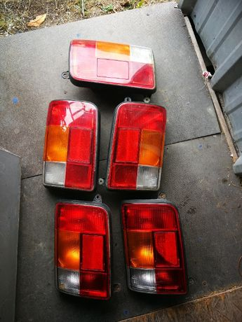 Lada 4x4 Niva lampy tył