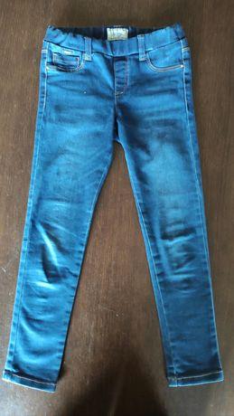 MAYORAL   jeans spodnie jeansowe 122. Dziewczęce. Dla dziewczynki.