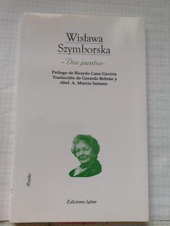 Wisława Szymborska Dwukropek
