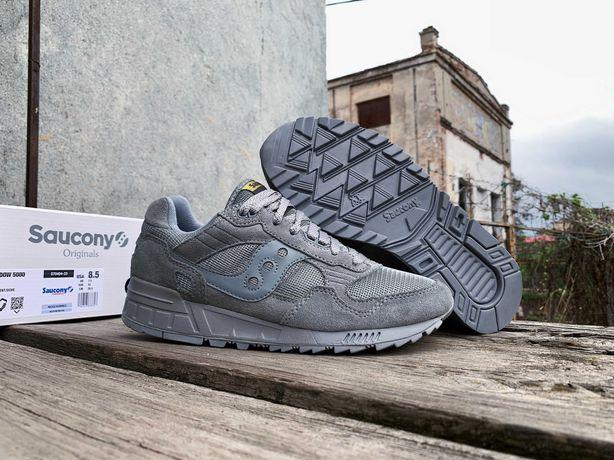 Мужские оригинальные кроссовки Saucony Shadow 5000(3 цвета) СКИДКИ 30%