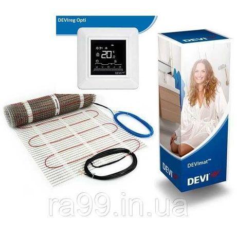 Теплый пол электрический Devi, тепла підлога електрична Devi
