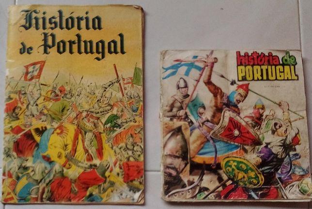 Cromos historia de Portugal colecção 204 cromos ou Historia Sagrada