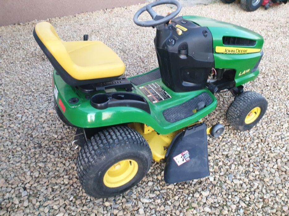 Sprzedam traktorki JOHN DEERE LA115 JOHN DEERE 140 CRAFTSMAN T 2200 Osielec - image 1
