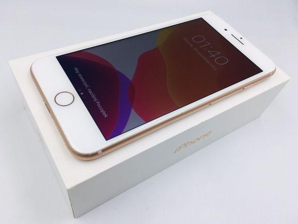 iPhone 8 PLUS 64GB GOLD • NOWA bateria • GWAR 1 MSC • AppleCentrum