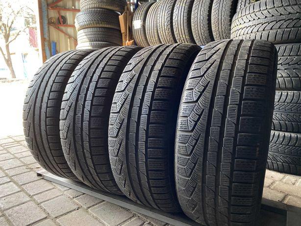зима 225\55\R17 Pirelli SottoZero 2 4шт шины КОМПЛЕКТ