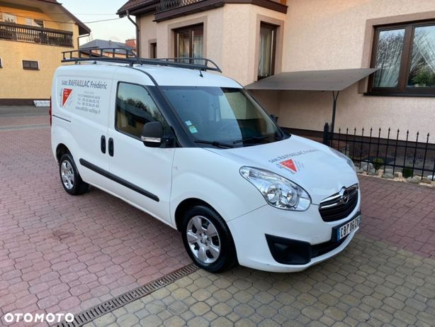 Opel COMBO 16 CDTI. 105 km  gotowy do pracy
