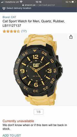 Часы CAT Caterpillar