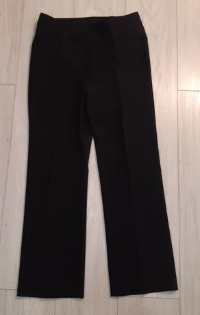 Czarne eleganckie spodnie kappahl 40