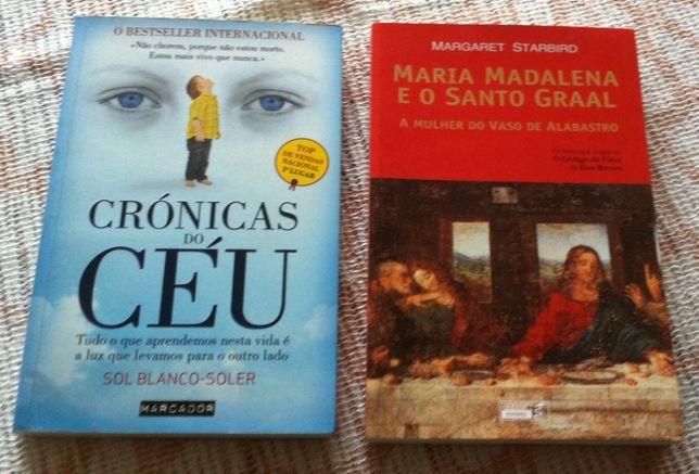 2 livros religiao