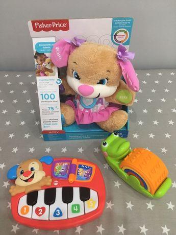 Nowe zabawki fisher price