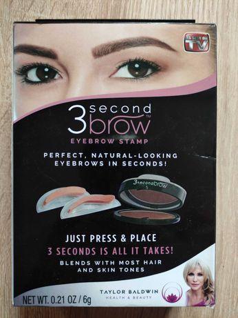 Набор штампов пудра для бровей 3-Second Brow