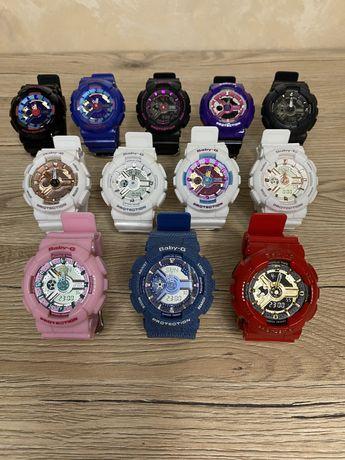 Часы Годинник подарунок G-Shock casio Baby-G Топ