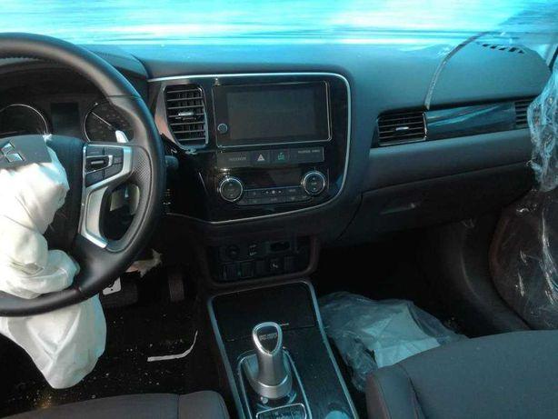 Разборка / Салон Mitsubishi Outlander 3 (ІІІ) 2018 phev гибрид