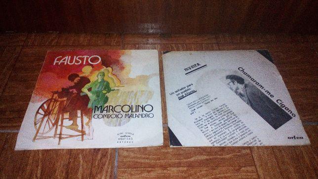 discos antigos classicos zeca afonso é fausto