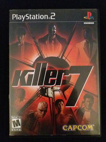 Killer 7 (NTSC) PS2 Playstation 2