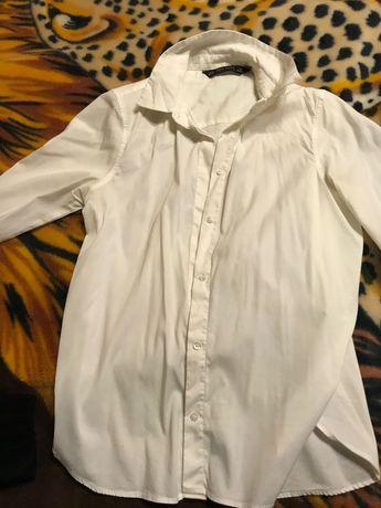 Блузки на девочку .