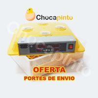 Chocadeira/Incubadora 56 Ovos