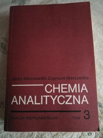 Chemia analityczna. T3. Analiza instrumentalna – Minczewski, Marczenko
