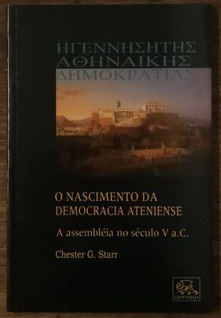 o nascimento da democracia ateniense, chester g. starr, odysseus