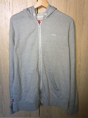 Vans bluza zip hoodie M