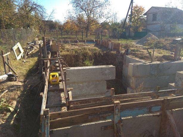 Ділянка під будівництво