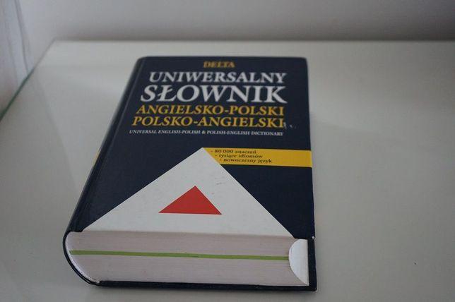 Delta Uniwersalny słownik angielsko polski polsko angielski