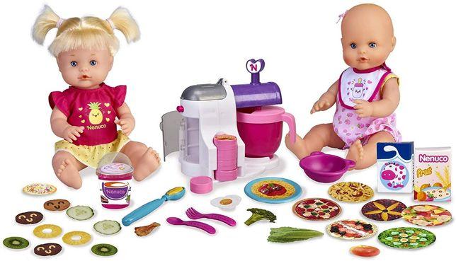 Nenuco - непослушные сестренки Nenuco на кухне, 2 большие куколки