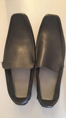 Sapatos homem azul tam 44