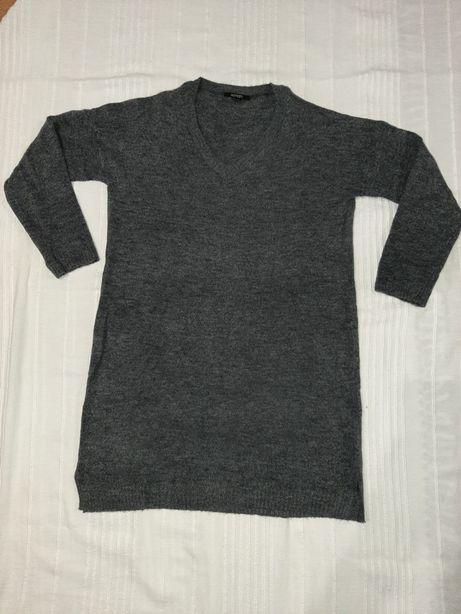 Duża tunika sukienka sweter dzianinowa rozmiar 44/46 Esmara