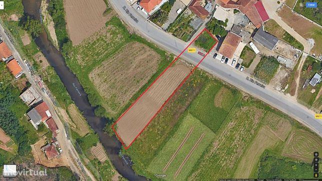 Terreno para cultivo junto ao Rio Ferreira com 800 m2