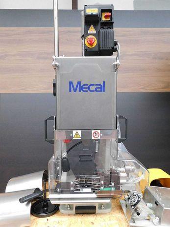 Prasa do zagniatania konektorów Mecal P107c z modułem Mecal SC11
