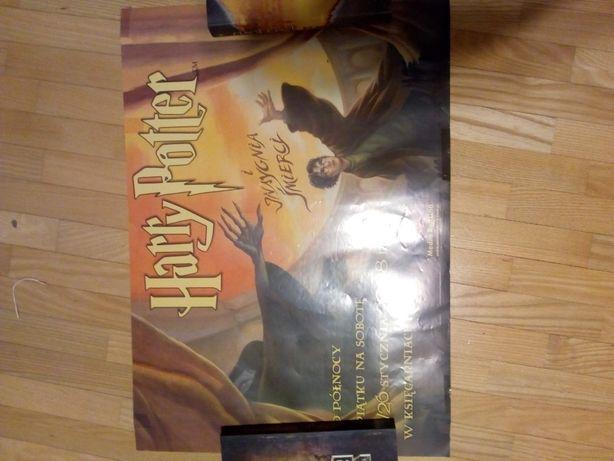 Plakat Harry Potter i Insygnia Śmierci