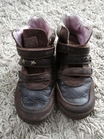 Ботиночки для девочки DDstep