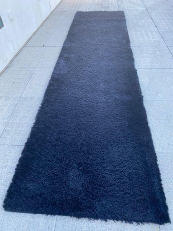 Carpete/Passadeira preta