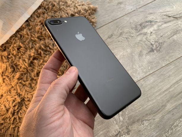 iPhone 7 Plus 128gb Neverlock Black Matte #k0018