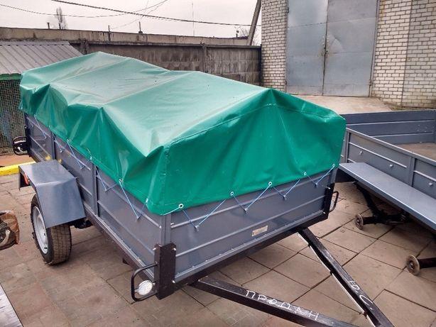 Аренда прицепа для легкового авто Вишневе 250 грн/сутки
