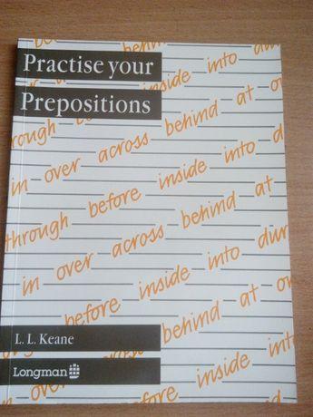 Practice your prepositions
