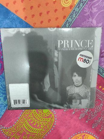 CD Novo Prince: Piano & a Microphone 1983