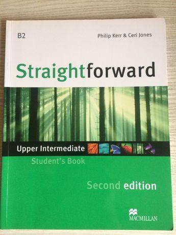 Продам книгу Straightforward Upper Intermediate, Second Edition, Stude