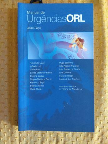 Manual de Urgências Otorrinolaringologia