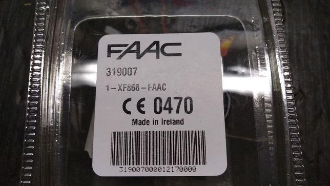 FAAC Moduł radioodbiornika XF 868