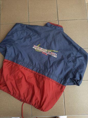 Vintage kurtka wiatrówka nike 90s