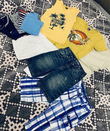 Одяг для хлопчика 3-5 років