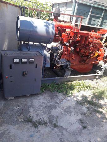 Дизельний генератор 75ква