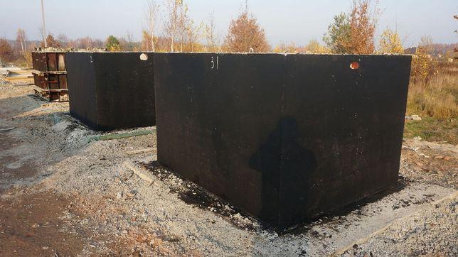 Szambo betonowe 12m3 szamba zbiorniki na deszczówkę i gnojowicę 10 8 6