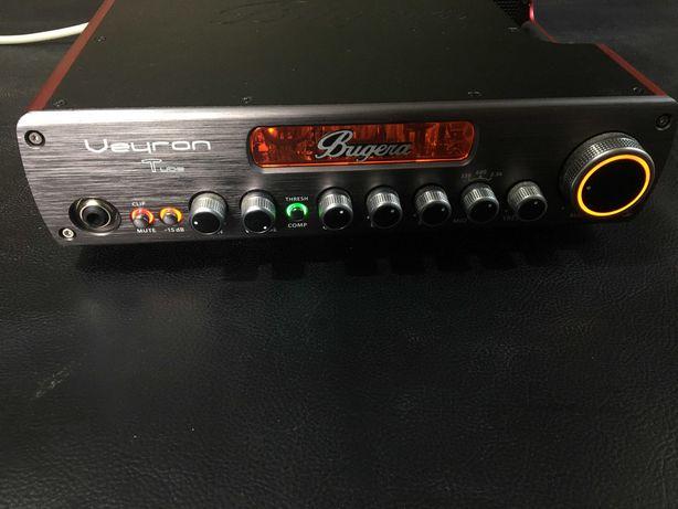 Bugera BV1001T Veyron Bass Head басовая голова