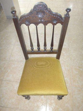 Cadeiras Vintage 4