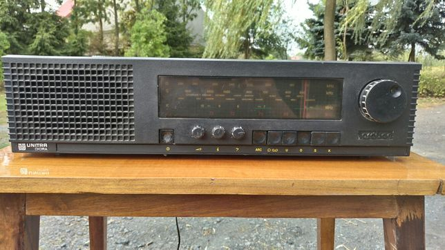 Radio Unitra Taraban sprawne PRL