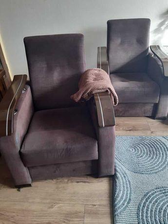 Piękne fotele 150 złoty za dwa,  naprawdę warto!